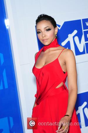 Tinashe attending the MTV Video Music Awards 2016 held at the Madison Square Garden in New York City. United States...