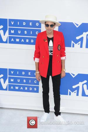 DJ Cassidy attending the MTV Video Music Awards 2016 held at the Madison Square Garden in New York City, United...