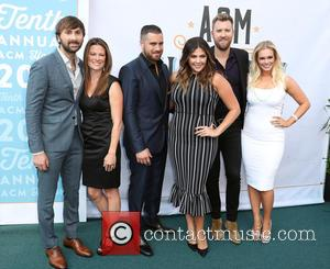 Lady Antebellum at the 10th Annual ACM Honors held at The Ryman Auditorium, Nashville, Tennessee, United States - Tuesday 30th...