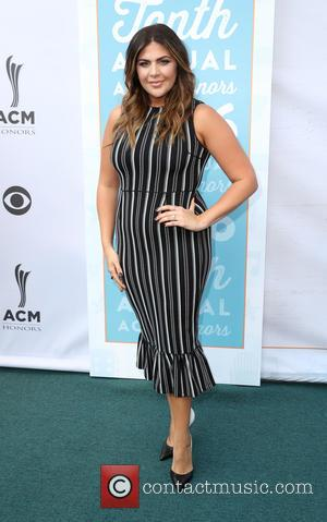 Hillary Scott at the 10th Annual ACM Honors held at The Ryman Auditorium, Nashville, Tennessee, United States - Tuesday 30th...