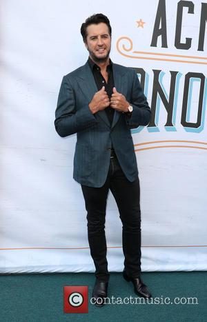 Luke Bryan at the 10th Annual ACM Honors held at The Ryman Auditorium, Nashville, Tennessee, United States - Tuesday 30th...
