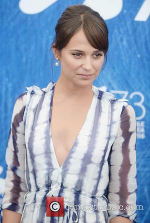 Alicia Vikander at the photocall for her new movie 'The Light Between Oceans' at the 73rd Venice Film Festival, Italy...