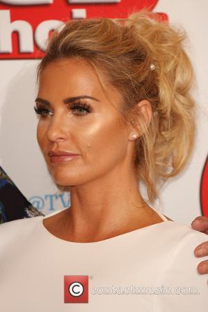 Katie Price on the red carpet at The TV Choice Awards 2016 held at the Dorchester, London, United Kingdom -...