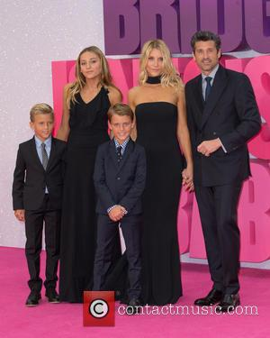 Patrick Dempsey Turns Bridget Jones's Baby Premiere Into Family Affair