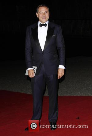David Walliams at the 2016 GQ Men of the Year Awards in association with Hugo Boss held at  the...