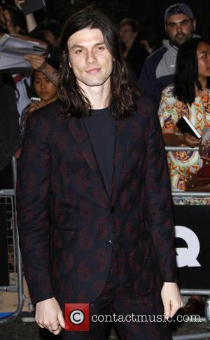James Bay at the 2016 GQ Men of the Year Awards in association with Hugo Boss held at  the...