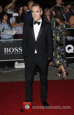 James Nesbitt at the 2016 GQ Men of the Year Awards in association with Hugo Boss held at  the...