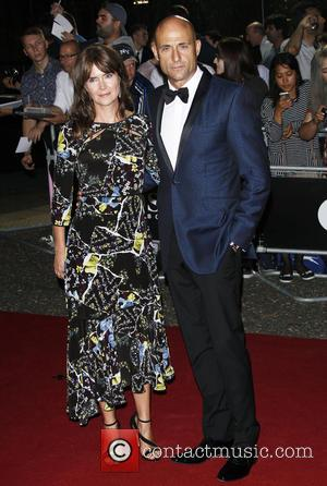 Mark Strong at the 2016 GQ Men of the Year Awards in association with Hugo Boss held at  the...