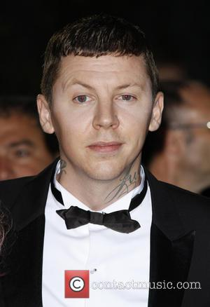 Professor Green at the 2016 GQ Men of the Year Awards in association with Hugo Boss held at  the...