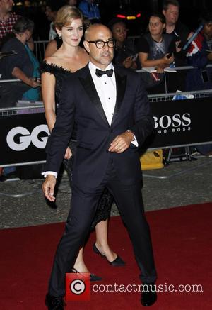 Stanley Tucci at the 2016 GQ Men of the Year Awards in association with Hugo Boss held at  the...