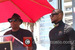 Terry Lewis, Aka Jimmy Jam and Usher Raymond
