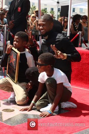 Usher Raymond V, Usher Raymond Iv and Naviyd Ely Raymond