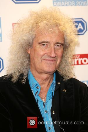 Brian May at the Animal Hero Awards 2016 held at Grosvenor House Hotel London, United Kingdom - Wednesday 7th September...