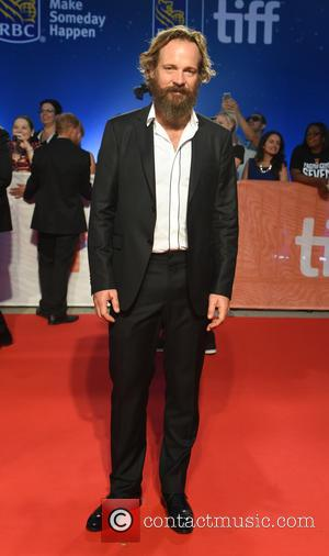 Peter Sarsgaard at the 2016 Toronto International Film Festival premiere of 'The Magnificent Seven' held at Roy Thompson Hall -...