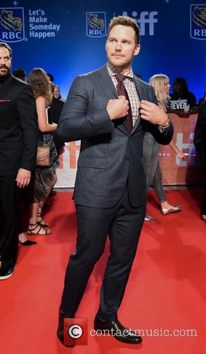 Chris Pratt at the 2016 Toronto International Film Festival premiere of 'The Magnificent Seven' held at Roy Thompson Hall -...