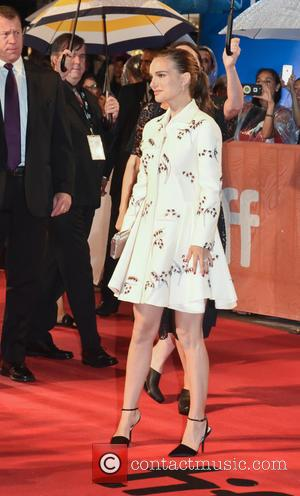 Natalie Portman at the 2016 Toronto International Film Festival Premiere of 'Planetarium' held at Roy Thompson Hall - Toronto, Canada...
