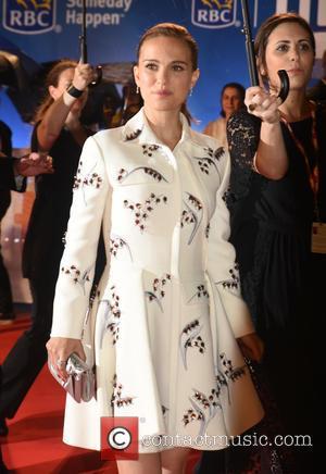 Natalie Portman Talks 'Daunting' Task Of Playing Jackie Kennedy