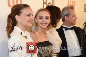 Natalie Portman, Lily-rose Depp, Rebecca Zlotowski and Emmanuel Salinger