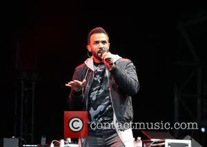 Craig David performing on the second day of Bestival 2016 held at robin hill country park, Isle Of Wight, United...