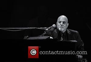 Billy Joel performs at London's Wembley Stadium, United Kingdom - Saturday 10th September 2016