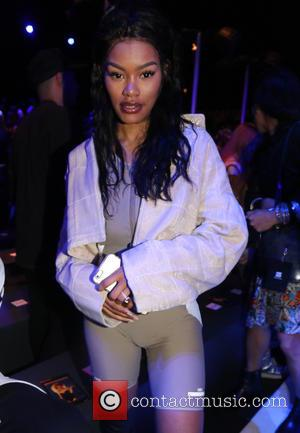Teyana Taylor Was 'Nervous As Hell' For Kanye West Fashion Debut