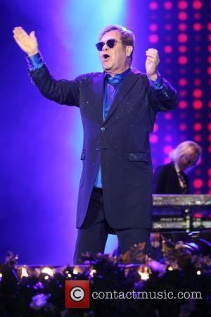 Elton John Grieving Soccer Manager Graham Taylor's Death