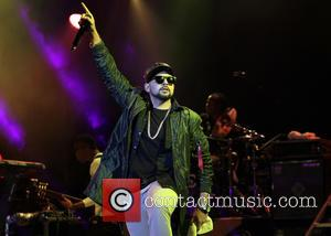 Sean Paul performing on the third Day 3 at Bestival 2016 held at Robin Hill Country Park  Isle Of...