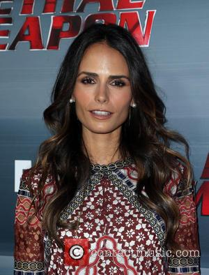 Jordana Brewster at the screening and premiere party of Fox's 'Lethal Weapon' held at NeueHouse Hollywood - Los Angeles, California,...
