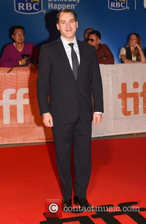 Michael Stuhlbarg seen at the premiere of 'Arrival' at the 41st annual Toronto Film Festival (TIFF) held at the Roy...