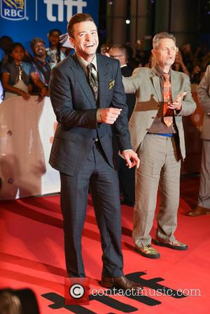 Justin Timberlake at the 2016 Toronto International Film Festival premiere of 'Justin Timberlake + The Tennessee Kids' held at Roy...