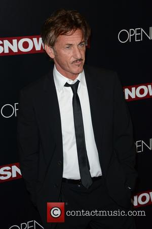 Sean Penn Signs Up To Narrate First-time Author's New Audio Book