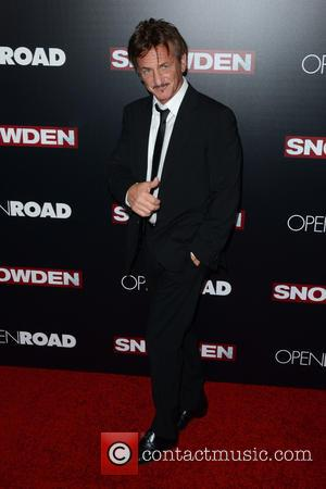 Sean Penn's Alleged Stalker Arrested