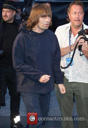 Liam Gallagher seen at the 'The Beatles: Eight Days a Week' World Premiere held at Leicester Square, London, United Kingdom...