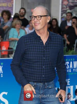 Michael Keaton seen at the 'The Beatles: Eight Days a Week' World Premiere held at Leicester Square, London, United Kingdom...