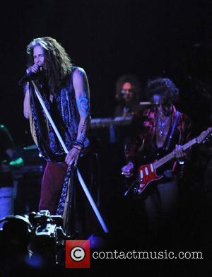 Steven Tyler, Joe Perry and Aerosmith