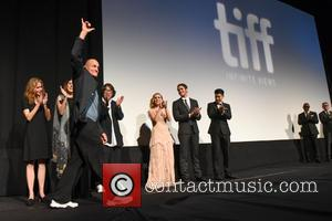 Woody Harrelson, Haley Lu Richardson, Blake Jenner and Hayden Szeto