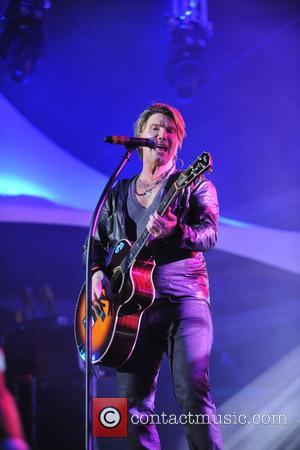 John Rzeznik Is A Dad For Christmas