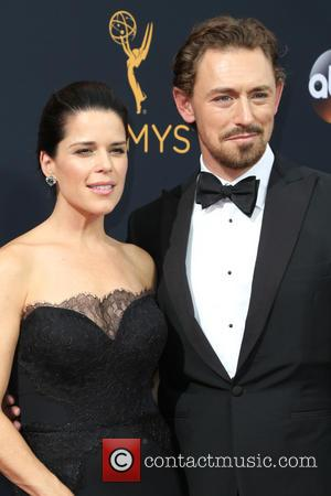 Neve Campbell and Jj Feild