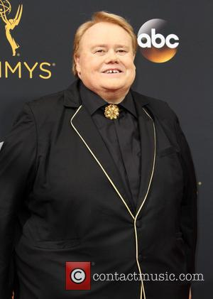 Louie Anderson seen on the red carpet at the 68th Annual Primetime Emmy Awards held at the Microsoft Theater Los...