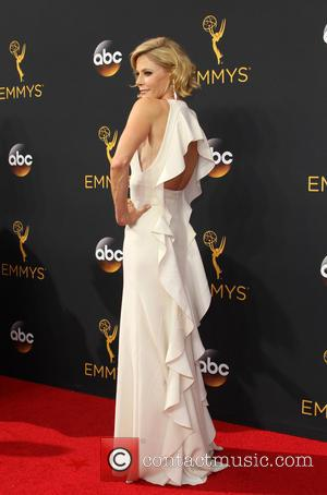 Julie Bowen seen on the red carpet at the 68th Annual Primetime Emmy Awards held at the Microsoft Theater Los...