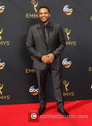 Anthony Anderson seen on the red carpet at the 68th Annual Primetime Emmy Awards held at the Microsoft Theater Los...