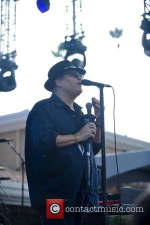 Blues Traveler perform on the Trestles stage during the 2016 KAABOO Del Mar music festival held at the Del Mar...