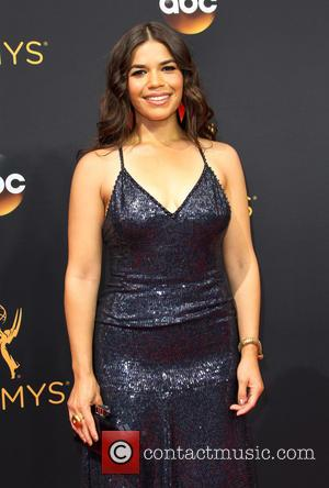 America Ferrera Suffers Sprained Ankle