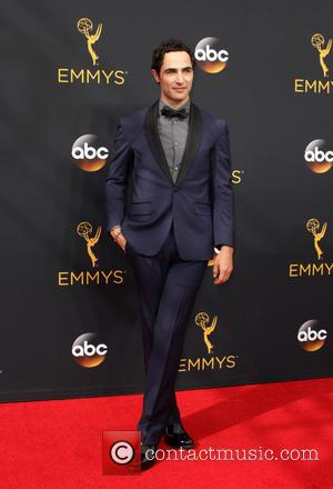Zac Posen seen on the red carpet at the 68th Annual Primetime Emmy Awards held at the Microsoft Theater Los...