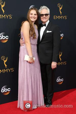 Bradley Whitford and Mary Louisa Whitford