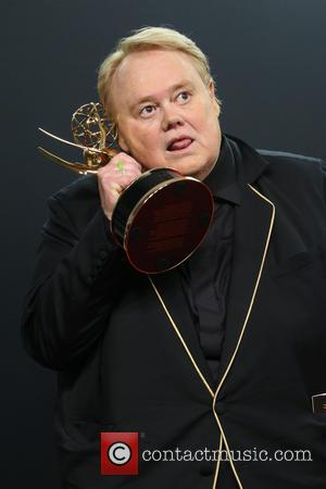 Louie Anderson in the press room at the 68th Emmy Awards held at the Microsoft Theater, Los Angeles, California, United...