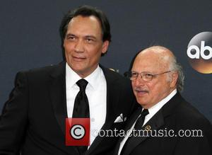 Jimmy Smits in the press room at the 68th Emmy Awards held at the Microsoft Theater, Los Angeles, California, United...