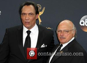 Jimmy Smits and Dennis Franz