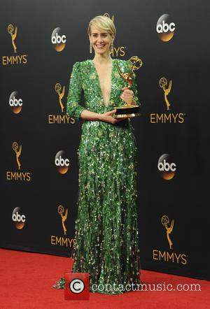 Sarah Paulson: 'I Sleep In My Emmys Gown Sometimes!'