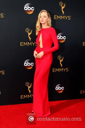 Portia Doubleday seen on the red carpet at the 68th Annual Primetime Emmy Awards held at the Microsoft Theater Los...